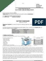 Islam Subhan-battery Regeneration
