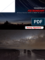 Introduction of Astronomy