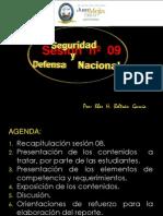 SESIÓN  09 - Mayo 10  2012 - UNIDAD  II ... LA REALIDAD NACIONAL COMO OBJETO DE ESTUDIO