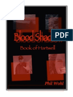 Blood Shadow_ Book of Hartwell - Phil Wohl