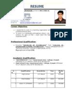 Ashish Resume