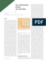 Fisiopatologia Del Metabolismo de Calcio y Fosforo