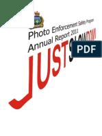 2011 Photo Enforcement Annual Report
