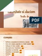 www.referat.ro-Latinitate_si_dacism_-_studiu_de_caz.ppt