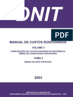 Manual Custo Rodoviario