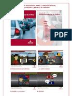 Campaña audiovisual para la prevención del accidente de tráfico