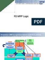 Sap r3 Mrp Logic