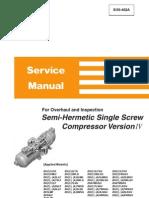 SM Si50-402A Compressor