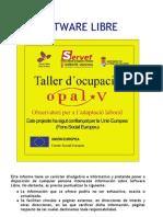 PDF Software Libre Caste Llano)