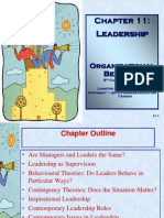 Leadership Presentation Example