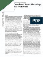 Sports Marketing Conceptual Framework Fuller Ton 1