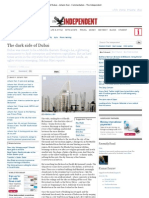 The Dark Side of Dubai - Johann Hari - Commentators - The Independent