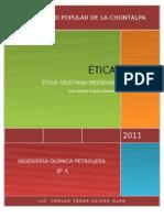 ÉTICA CRISTIANA MEDIEVAL (copia)