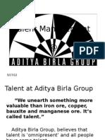 adityabirlagrptalentmgmt-sunil-090318030320-phpapp01