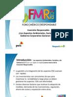 2do Foro Franco Mexicano de Responsabilidad Social