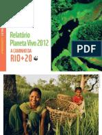 Relatório Planeta Vivo Rio +20