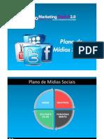 Plano de Midias Sociais