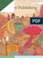 Storey Publishing Fall 2012 Catalog