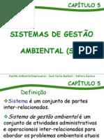 5 - Sistemas de Gestao Ambiental