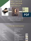 Fanny Cäcilie Mendelssohn Bartholdy