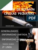 CANCER DE PULMON CELULAS NO PEQUEÑAS 4
