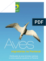 Aves Migratorias do Pantanal