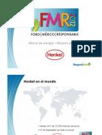 Conferencia 14 - Henkel