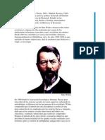 Sociólogo alemán (biografiasyvidas)