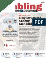 Siemon Cabling Standards Update Jan 2011