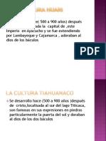 La Cultura Huari Trabajo de Roci