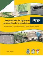 Depuracion de Aguas Residuales Por Medio de Humedales Artificiales