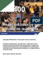 14. Hr400_aspectos Basicos Del Calculo de Nomina (Py)