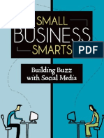 Building Buzz With Social Media
