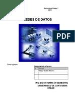 Informe Tecnico Redes de Datos