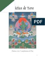 Practica de Las 21 Manifestaciones de Tara