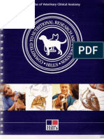 Hill's Atlas of Veterinary Clinical Anatomy (Scan)