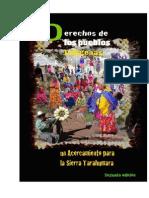 Derechos Humanos Pueblos Indigenas Tarahumara