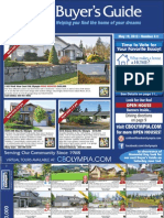 Coldwell Banker Olympia Real Estate Buyers Guide May 19th 2012