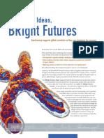 B&W BRInk Bright Ideas Bright Future