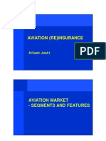 MET - Aviation (Re)Insurance and Underwriting - 29.04.2012