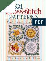 101 Cross Stitch Patterns
