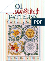 101 Cross Stitch Patterns