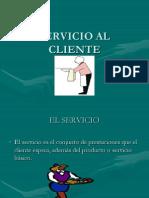 SERVICIO AL CLIENTEconferencia