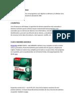 En informática los antivirus son programas cuyo objetivo es detectar y.docx LEONEL