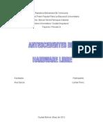 Antecedentes Del Hardware Libre