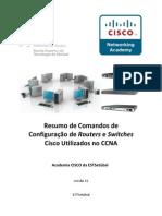 Resumo Dos Comandos CISCO IOS CCNA_v12