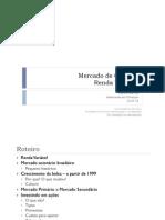 Apresentacao Sobre Renda Variavel - Clarice Martins - Mestranda USP