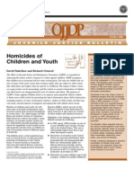 Homicides of Children and Youth