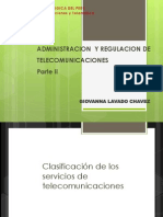 Admin is Trac Ion y Regulacion Telecom