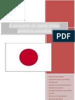 a ascensão do japao como potência mundial - trabalho mesmo